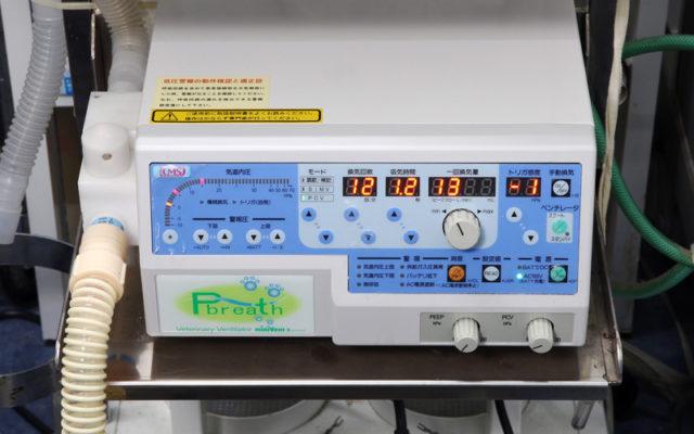 人工呼吸装置