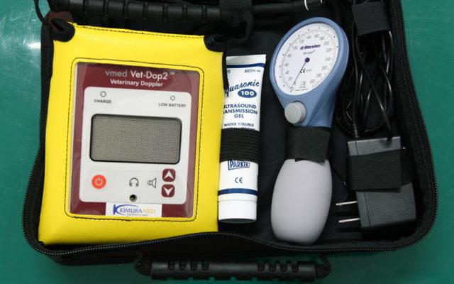 動物用血圧計 ドップラー式