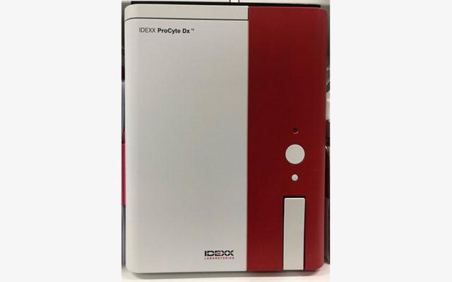 自動血球計算装置 (IDEXX プロサイトDx)